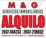 CASA EN BARRIO LA RIBERA, M&G servicios inmobiliarios, villa mercedes