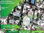 SE ALQUILA LOCAL COMERCIAL ZONA MICRO-CENTRO, SITAI  Inmobiliarios, villa mercedes